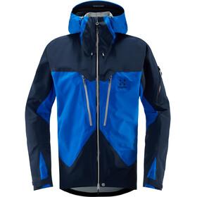 Haglöfs M's Spitz Jacket Storm Blue/Tarn Blue